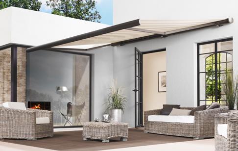 Skapa ett extra rum utomhus